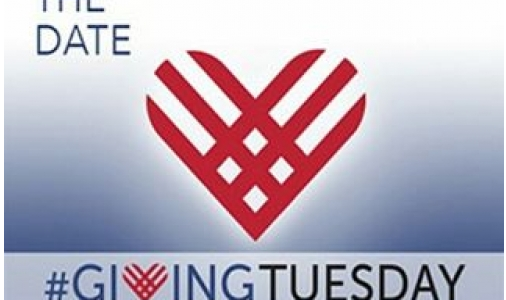 GIVING TUESDAY, DECEMBER 1