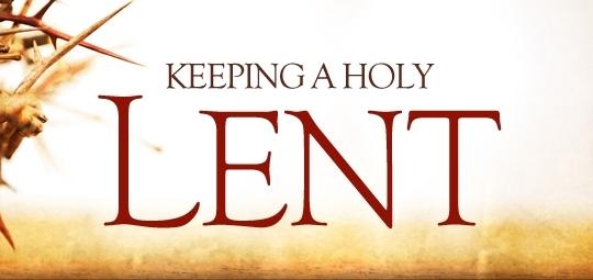 LENTEN WORSHIP - WEDNESDAYS 6:45 PM