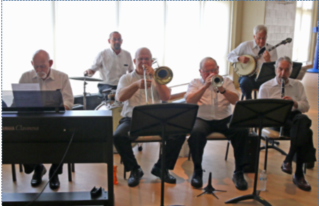 HYMNS OF DIXIELAND-JULY 21 WORSHIP-11 AM